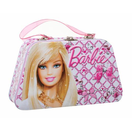 Barbie Barbie EDT EDT 50 ml + tetování + plechová krabička Unisex
