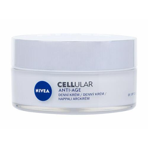 Nivea CELLular Anti-Age SPF15 denní pleťový krém 50 ml pro ženy