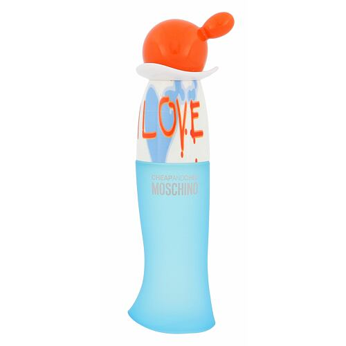 Moschino Cheap And Chic I Love Love EDT 30 ml pro ženy