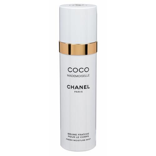 Chanel Coco Mademoiselle vyživujicí tělový sprej 100 ml pro ženy