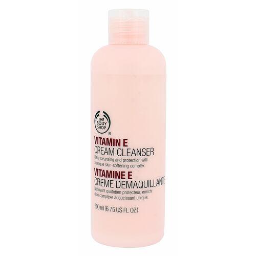 The Body Shop Vitamin E čisticí mléko 200 ml pro ženy