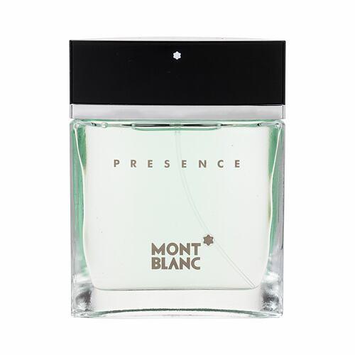 Mont Blanc Presence EDT 50 ml pro muže