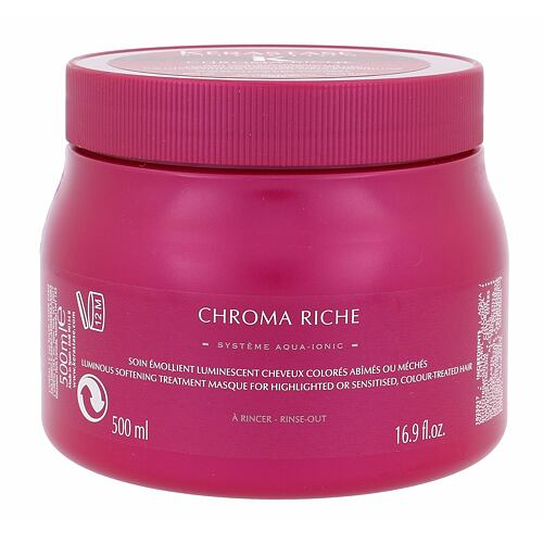 Kérastase Réflection Chroma Riche maska na vlasy 500 ml pro ženy