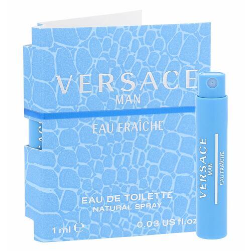 Versace Man Eau Fraiche EDT 1 ml pro muže