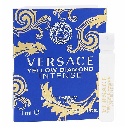 Versace Yellow Diamond Intense EDP 1 ml pro ženy
