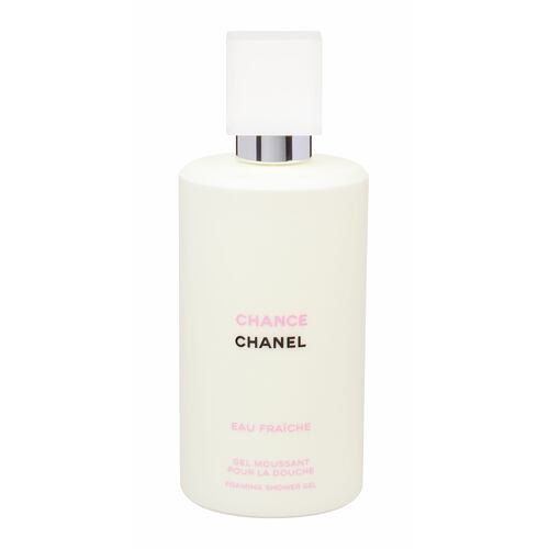 Chanel Chance Eau Fraiche sprchový gel 200 ml Poškozená krabička pro ženy