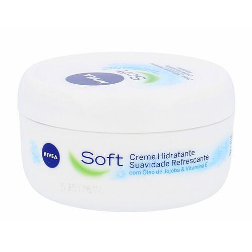 Nivea Soft denní pleťový krém 50 ml pro ženy