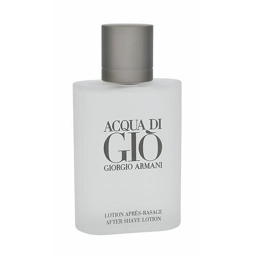 Giorgio Armani Acqua di Gio Pour Homme voda po holení 100 ml Poškozená krabička pro muže