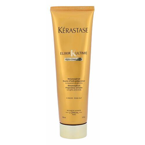 Kérastase Elixir Ultime Metamorphoil Preparatory Oil balzám na vlasy 150 ml Poškozený flakon pro ženy