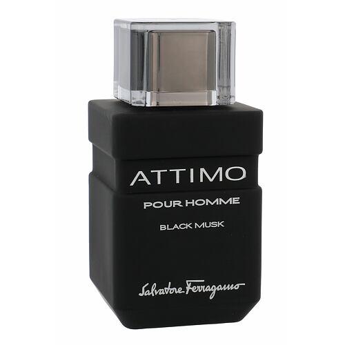 Salvatore Ferragamo Attimo Black Musk Pour Homme EDT 100 ml pro muže