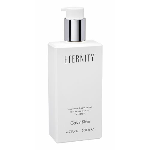 Calvin Klein Eternity tělové mléko 200 ml pro ženy