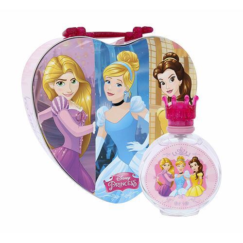 Disney Princess Princess EDT EDT 100 ml + plechová krabička Unisex
