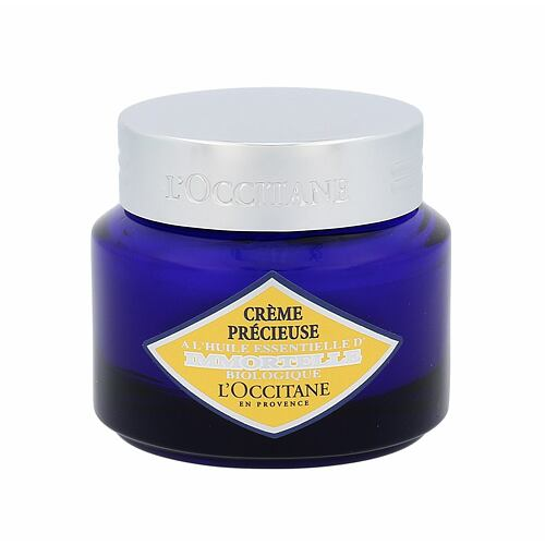 L´Occitane Immortelle Precisious Cream denní pleťový krém 50 ml pro ženy