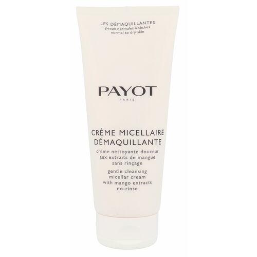 Payot Les Démaquillantes Gentle Cleansing Micellar Cream čisticí krém 200 ml pro ženy