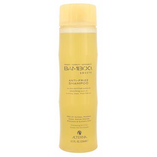 Alterna Bamboo Smooth Anti-Frizz šampon 250 ml pro ženy