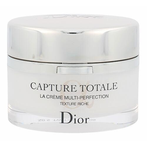 Christian Dior Capture Totale Multi-Perfection Creme Rich denní pleťový krém 50 ml pro ženy