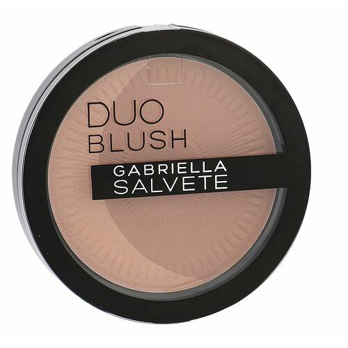 Gabriella Salvete Duo Blush tvářenka 8 g pro ženy