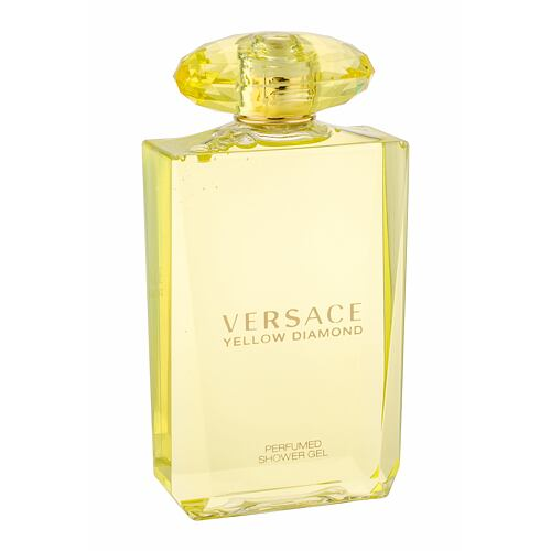 Versace Yellow Diamond sprchový gel 200 ml pro ženy