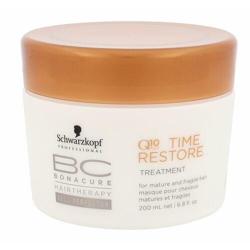Schwarzkopf BC Bonacure Q10 Time Restore maska na vlasy 200 ml pro ženy