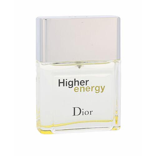 Christian Dior Higher Energy EDT 50 ml Poškozená krabička pro muže