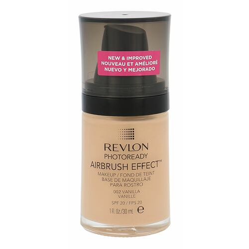 Make-up Revlon Photoready Airbrush Effect SPF20 30 ml 002 Vanilla