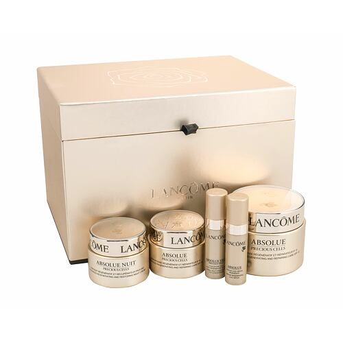 Lancome Absolue Precious Cells noční pleťový krém dárková kazeta pro ženy