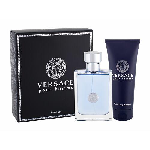 Versace Pour Homme EDT EDT 100 ml + sprchový gel 100 ml pro muže
