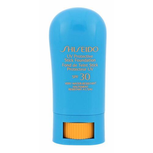 Shiseido Sun Protection Stick makeup 9 g Tester pro ženy