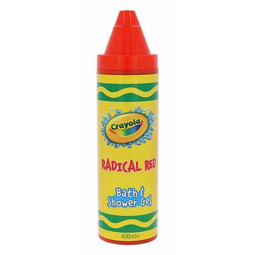 Crayola Bath & Shower Gel sprchový gel 400 ml Unisex