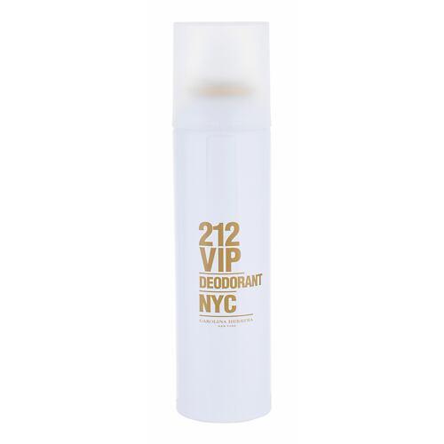 Carolina Herrera 212 VIP deodorant 150 ml pro ženy