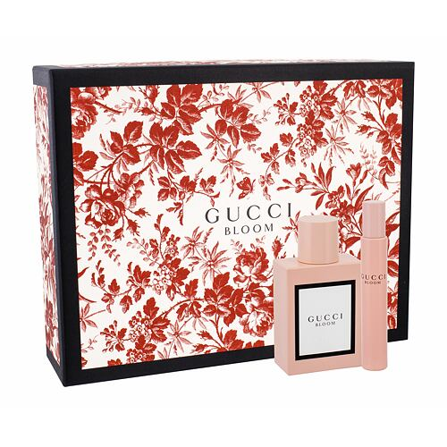 Gucci Bloom EDP EDP 50 ml + EDP 7,4 ml pro ženy