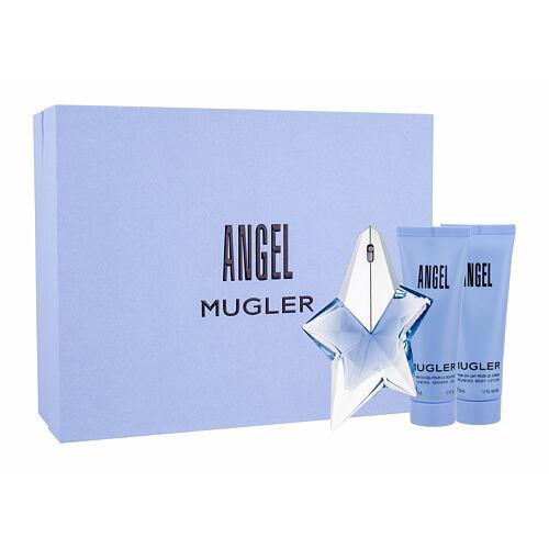 Thierry Mugler Angel EDP EDP 25 ml + tělové mléko 50 ml + sprchový gel 50 ml Naplnitelný pro ženy