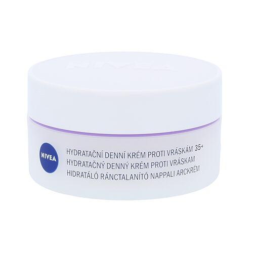 Nivea Anti Wrinkle + Moisture denní pleťový krém 50 ml pro ženy