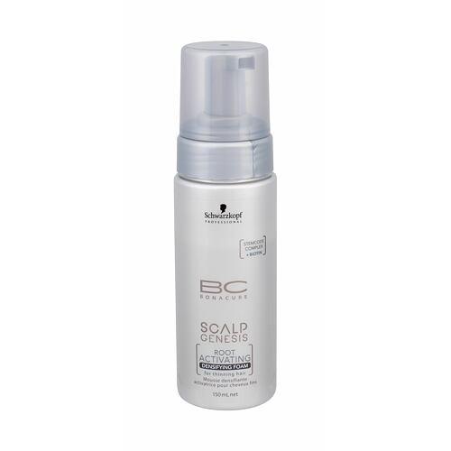 Schwarzkopf BC Bonacure Scalp Genesis Root Activating Foam přípravek proti padání vlasů 150 ml