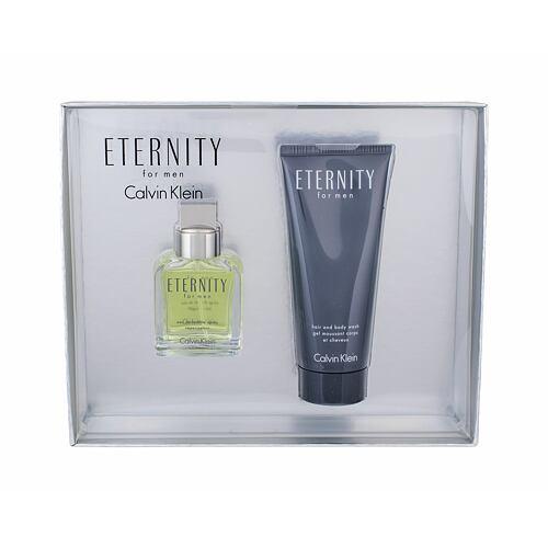 Calvin Klein Eternity EDT EDT 30 ml + sprchový gel 30 ml pro muže