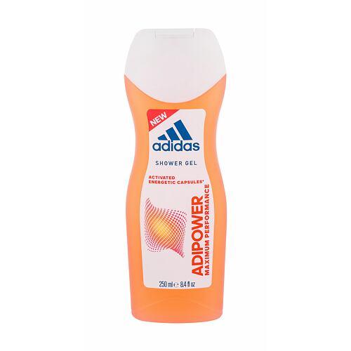Adidas AdiPower sprchový gel 250 ml pro ženy