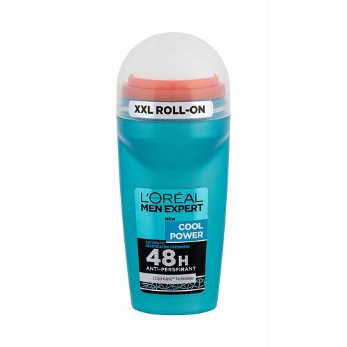 Antiperspirant L´Oréal Paris Men Expert Cool Power 48H 50 ml