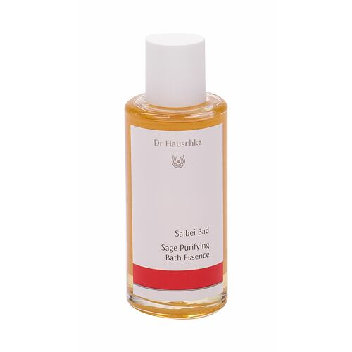 Koupelový olej Dr. Hauschka Sage Purifying Bath Essence 100 ml