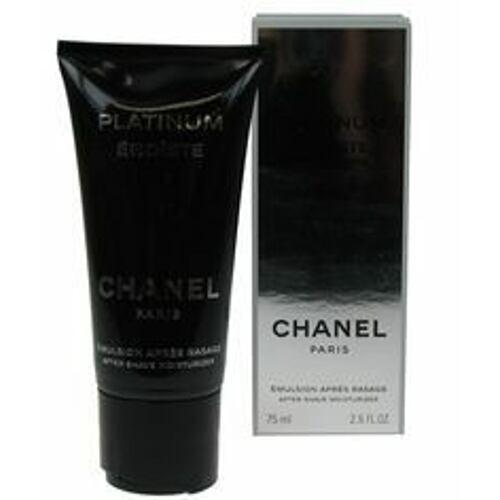 Chanel Platinum Egoiste Pour Homme balzám po holení 75 ml pro muže