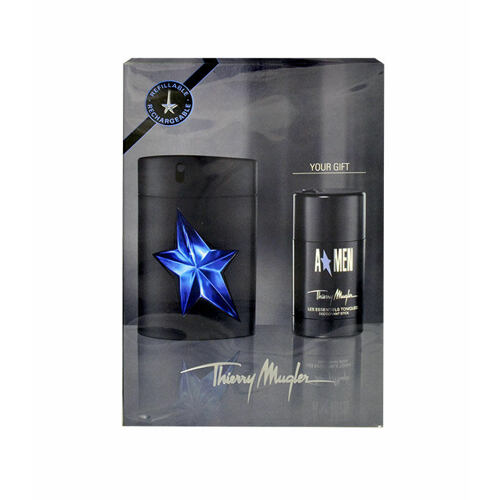 Thierry Mugler A*Men Rubber EDT EDT 100 ml rubber + deostick 75 ml pro muže