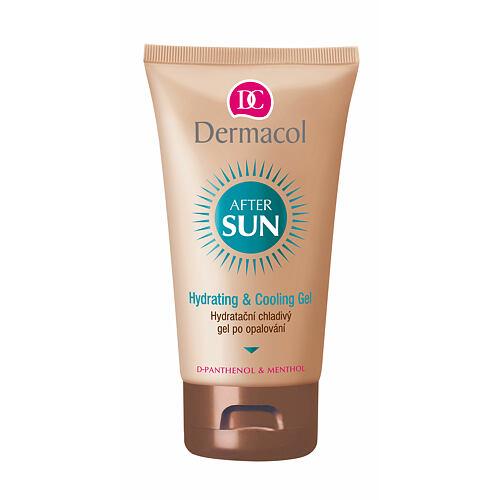 Dermacol After Sun Hydrating & Cooling Gel přípravek po opalování 150 ml pro ženy