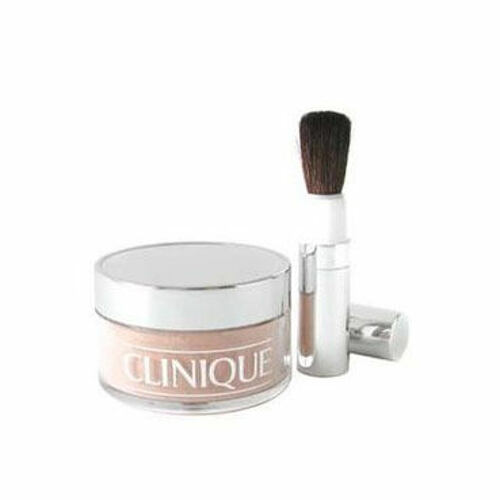 Clinique Blended Face Powder And Brush pudr 35 g pro ženy
