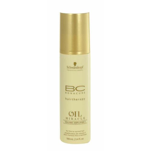 Schwarzkopf BC Bonacure Oil Miracle Volume Amplifier 5 objem vlasů 100 ml pro ženy