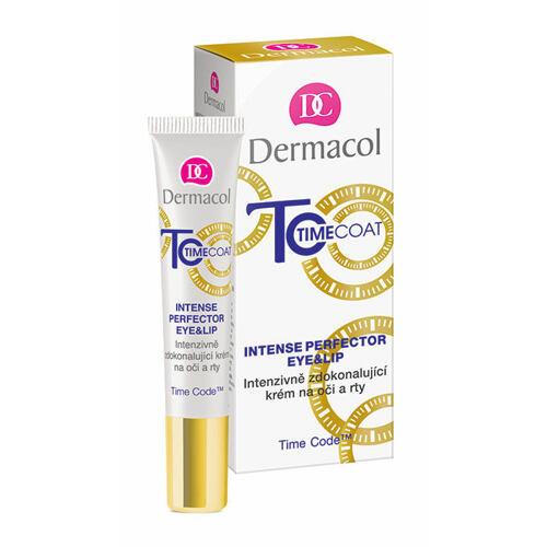 Dermacol Time Coat Intense Perfector oční krém 15 ml pro ženy