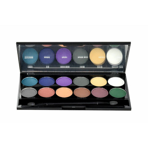 Sleek MakeUP I-Divine Eyeshadow Palette oční stín 13,2 g pro ženy