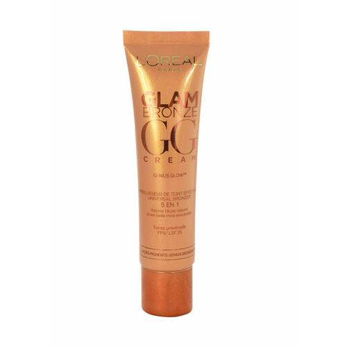 L´Oréal Paris Glam Bronze GG Cream denní pleťový krém 30 ml pro ženy
