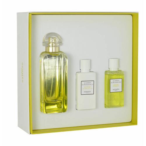 Hermes Le Jardin de Monsieur Li EDT EDT 100 ml + tělové mléko 40 ml + sprchový gel 40 ml Unisex