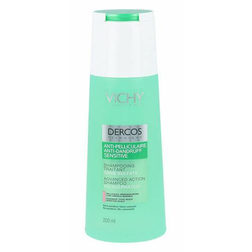 Vichy Dercos Anti Dandruff Sensitive šampón 200 ml Bez krabičky pro ženy