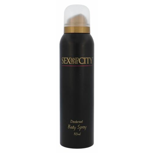 Sex And The City For Her deodorant 150 ml pro ženy