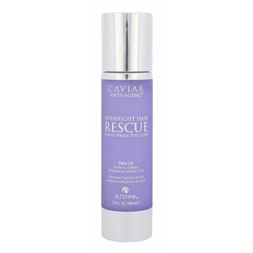 Alterna Caviar Treatment Overnight Hair Rescue maska na vlasy 100 ml pro ženy